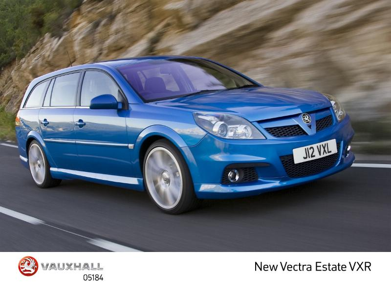 Vectra VXR Overtakes Super Saloons Costing Twice The Price-38725vau-jpg