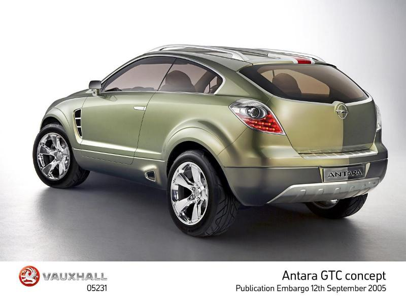 Taking The Rough With The Smooth - Vauxhall Reveals New Antara Gtc-38768-vau-jpg