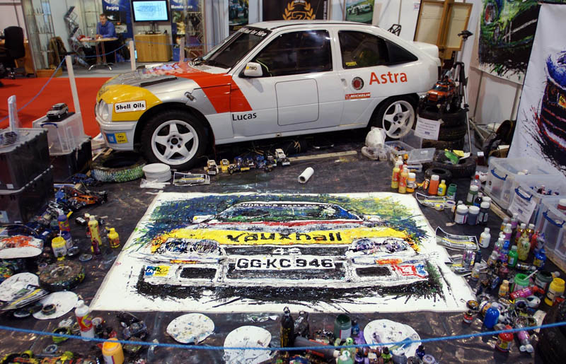 Art Car to Star at Heritage Centre Drive it Day!-57282-vau-jpg