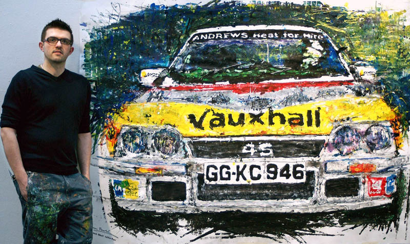 Art Car to Star at Heritage Centre Drive it Day!-57282vau-jpg