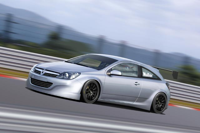 Vauxhall to Defend BTCC Titles in New Astra-astramockbtcc-jpg