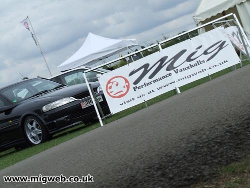 MIG Wins Best Club Stand at VBOA Rally 2006-frontpagearticleimage-jpg