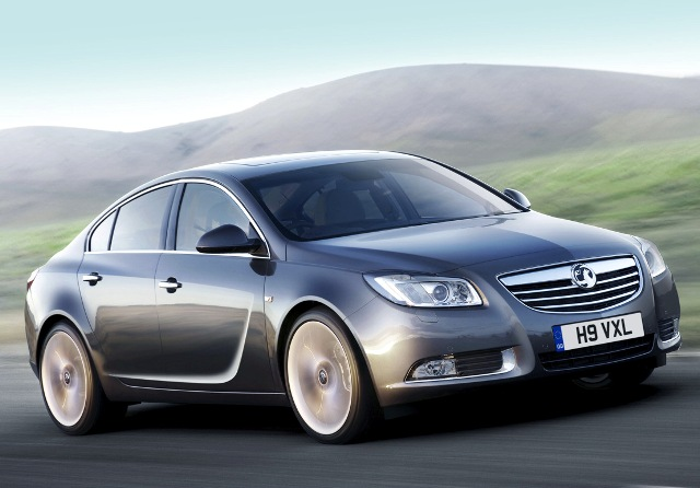 Vauxhall Insignia, Dynamic Design and Advanced Technology-in1-jpg